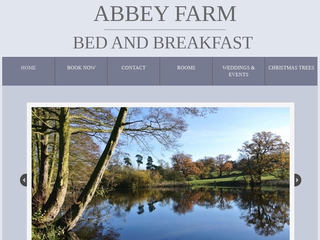 Abbey Farm B&B - Atherstone - Warwickshire - CV9 2LA