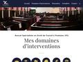 Cabinet avocats: assistance judiciaire, Béthune