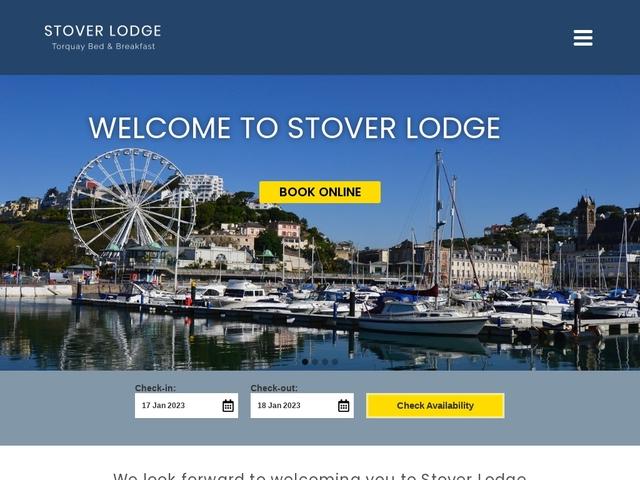 Stover Lodge - Torquay - England.