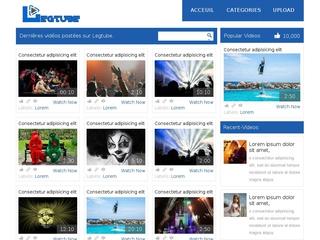 Legtube | Site de communautaire de partage vid&eac
