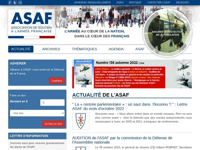 ASAF FRANCE