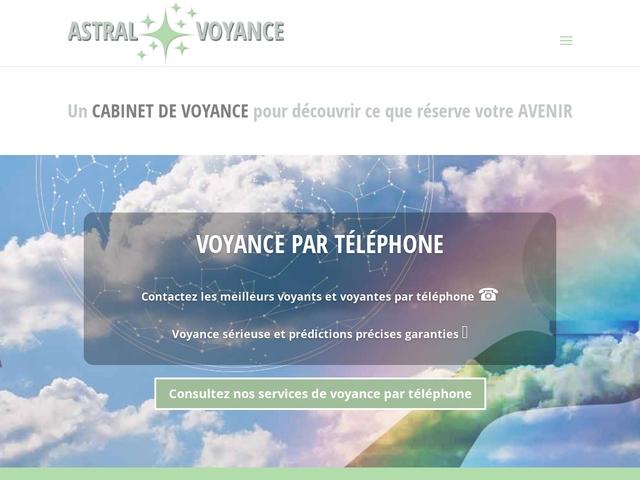 Détails : Cabinet Astral Voyance