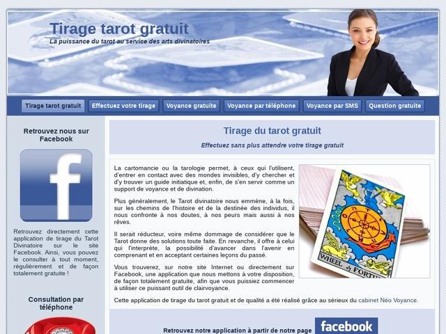 Détails : Le tarot divinatoire