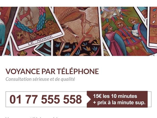 Détails : Voyance par téléphone avec Lana
