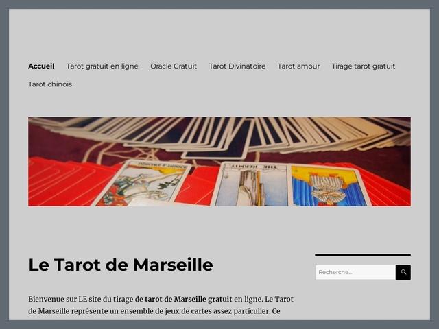 Détails : Informations gratuites sur les tarots