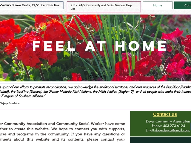 Dover Community Calgary