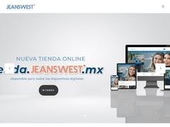 Pantalones de Mezclilla - Jeans West