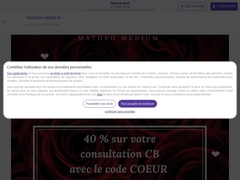 Cabinet de voyance Mathéo Médium, voyance professionnelle par télépone