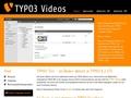 TYPO3-Übungswebsite