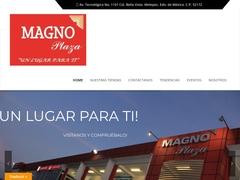 Centros Comerciales - Magno Plaza Metepec Estado de México