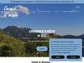 Ce nid d'aigle chambre et gîte Digne-les-Bains Alpes de Haute-Provence
