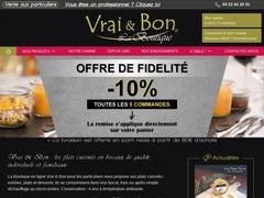 Foie gras Val de Luce