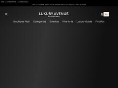 Centros Comerciales - Luxury Avenue Mall, Cancún