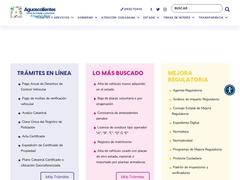 Gobierno - del Estado de Aguascalientes