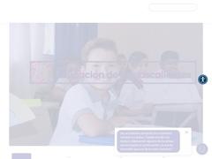 Gobierno - Secretaría de Educación Pública Aguascalientes