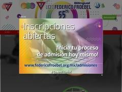 Colegios Escuelas - Liceo Federico Froebel