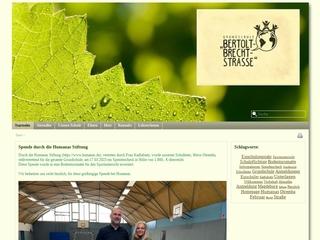 Vorschaubild der Webseite Hort Bertolt-Brecht-Straße