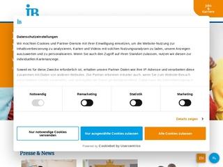Vorschaubild der Webseite Kindertagesstätte  Tausendfüßler