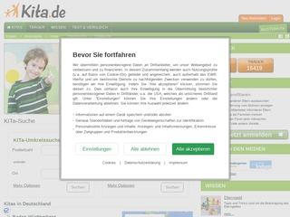 Vorschaubild der Webseite Kindergarten Schwalbennest