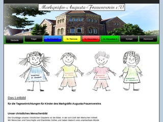 Vorschaubild der Webseite Kinderhaus St. Elisabeth