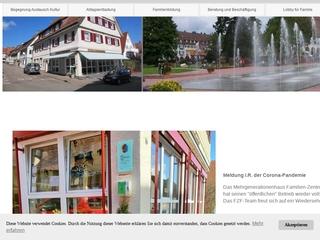 Vorschaubild der Webseite von MGH FamilienZentrum Freudenstadt e.V.