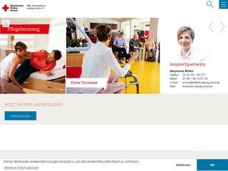 Vorschaubild der Webseite Sozialstation Wiederitzsch