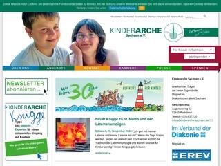 Vorschaubild der Webseite von Jugendwohngruppe Crimmitschau