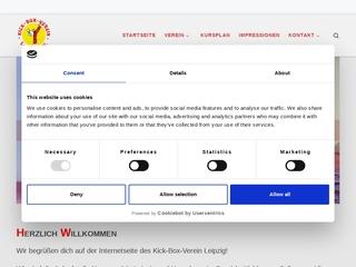 Vorschaubild der Webseite Sportstudio Gräske