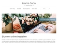 Blume 3000
