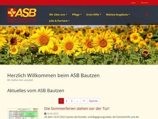 Vorschaubild der Webseite von Behindertenfahrdienst