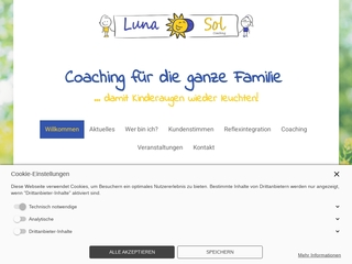 Vorschaubild der Webseite Kinder- & Jugendcoaching | Reflexintegrationstraining