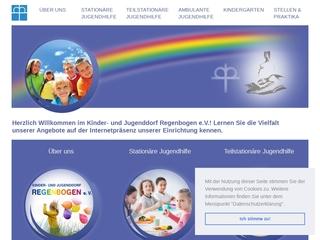 Vorschaubild der Webseite von Kindertagesstätte F. Fröbel