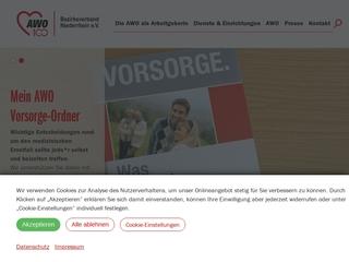 Vorschaubild der Webseite AWO Kindertageseinrichtung
