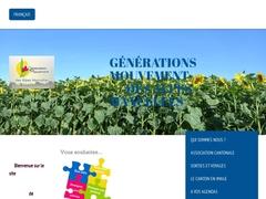 Générations Mouvement des Alpes Mancelles