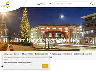 Vorschaubild der Webseite Kindertagesstätte Willi