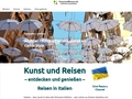 Kunst und Reisen in Italien [Brigitte Loosen]
