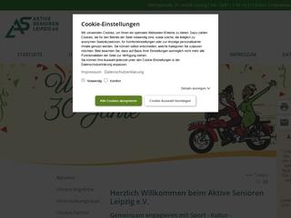 Vorschaubild der Webseite Begegnungsstätte ASL Sport- und Begegnungszentrum