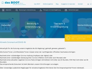 Vorschaubild der Webseite Notunterbringung