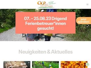 Vorschaubild der Webseite von Kindergarten Netz für Kinder