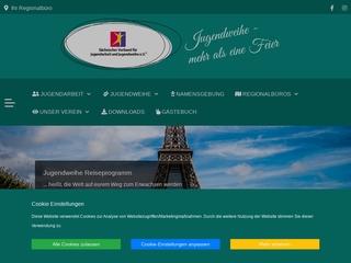 Vorschaubild der Webseite Sächsischer Verband für Jugendarbeit und Jugendweihe e.V. Großregion Freiberg
