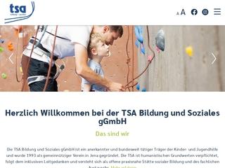 Vorschaubild der Webseite Kindertagesstätte Kleine Bergsteiger