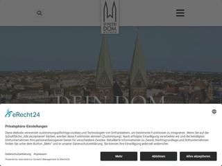 Vorschaubild der Webseite Dom-Museum Bremen im St.Petri-Dom