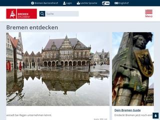 Vorschaubild der Webseite Städtische Galerie Bremen