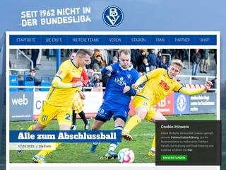 Vorschaubild der Webseite Bremer Sport Verein von 1906 e.V.