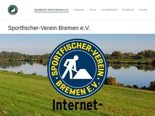 Vorschaubild der Webseite Sportfischer-Verein Bremen e.V.
