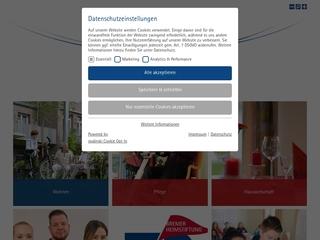 Vorschaubild der Webseite von Bremer Heimstiftung - Haus im Viertel