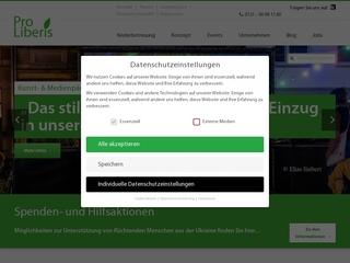 Vorschaubild der Webseite Kindertagesstätte Räuberkiste