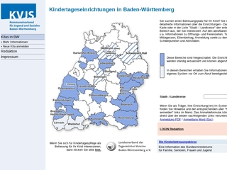 Vorschaubild der Webseite Ev. Kindergarten Am Saalbach