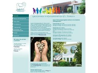 Vorschaubild der Webseite Kindergarten St. Teresa