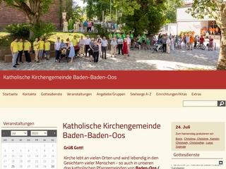 Vorschaubild der Webseite Katholischer Kindergarten St. Dionys